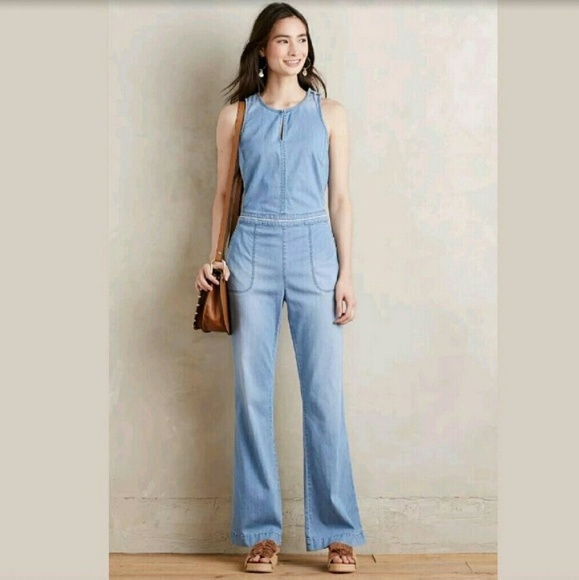 78c1b5b729b9 Anthropologie Pants - Anthropologie Hei Hei Jumpsuit